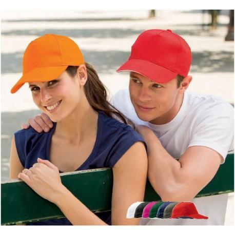 Καπέλο Τζόκεϊ Sunny με εκτύπωση