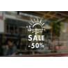 Summer Sale -50%