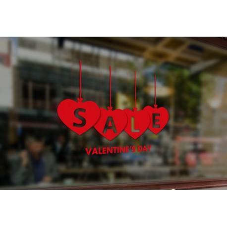 Sale Valentine's Day