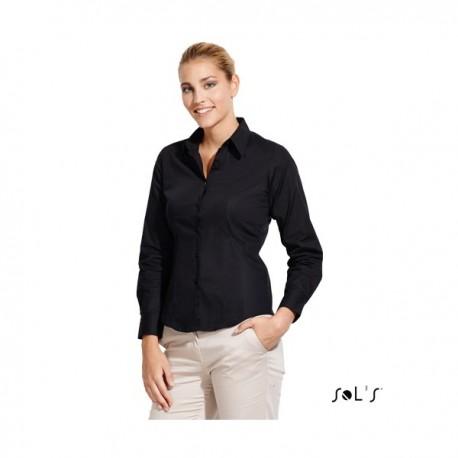 SOL'S EDEN Γυναικείο πουκάμισο με εκτύπωση