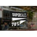 Super Sales 70%