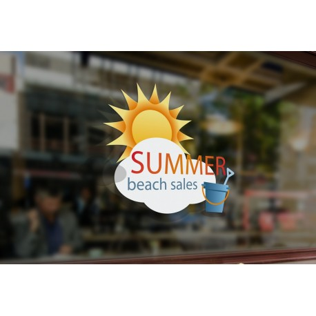 Summer beach sales