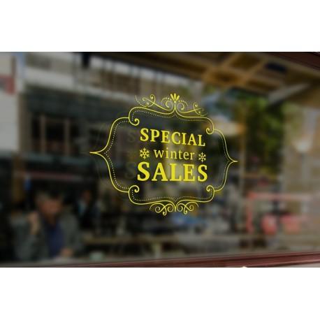 Special Winter Sales