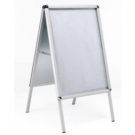 A-Board Stand 50x70 πεζοδρομίου με εκτύπωση διπλής όψης