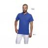 SOL'S SPRING II - Polo Μπλουζάκι με εκτύπωση