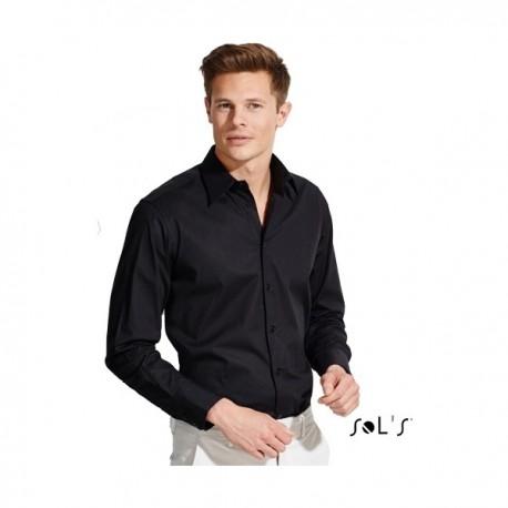 SOL'S BRIGHTON  Ανδρικό πουκάμισο με εκτύπωση